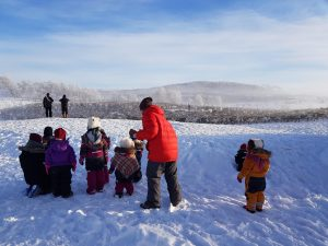 velkommen på samisk